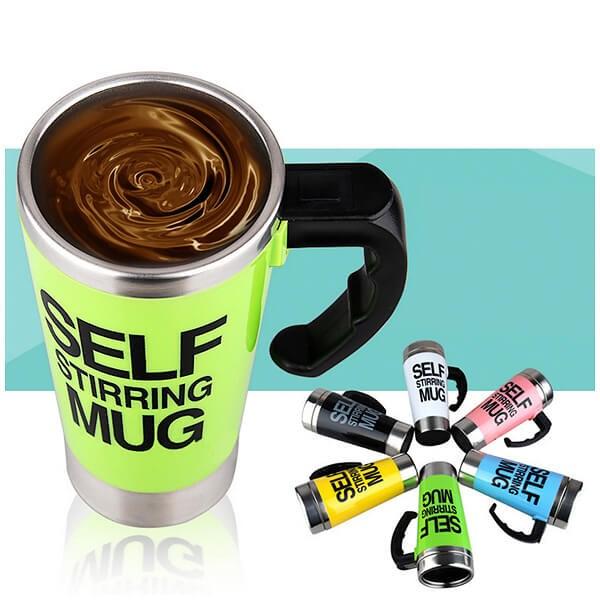 Кружка-мешалка Self stirring mug II