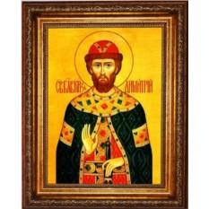Икона Димитрий Донской, благоверный великий князь Московский