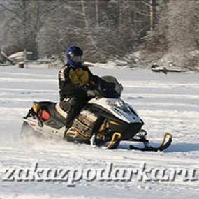 Подарочный сертификат Квадроцикл или снегоход