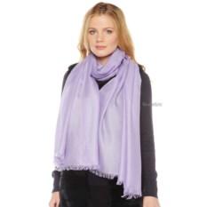 Фиолетовый женский палантин Sabellino