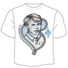 Мужская футболка Есенин