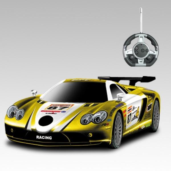 Радиоуправляемый конструктор-автомобиль Mclaren Sport