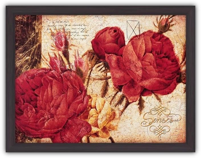 Постер Другой хороший год (Красные розы)