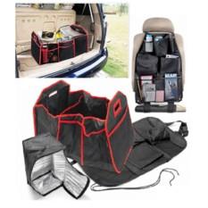 Набор автомобильных сумок-органайзеров Ultimate CarOrganizer