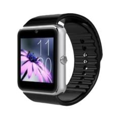 Серебристые умные часы Smart Watch GT08