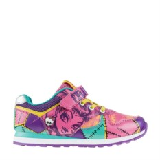 Сиреневые кроссовки для девочки Monster High