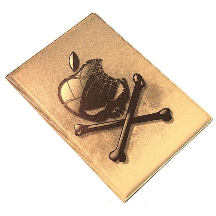 Обложка для паспорта Apple pirate