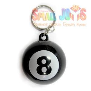 Брелок шар ответов Magic 8 ball