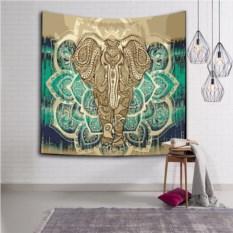Декоративное панно на стену Indian Elephant