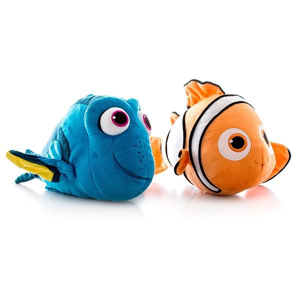 Мягкая игрушка Finding Dory Плюшевый подводный обитатель