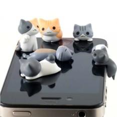 Штекер для iPhone в разъем для наушников Nico Nico