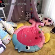 Теплый детский игровой коврик Рыбка Сивилла