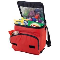 Красная сумка-холодильник Disemble