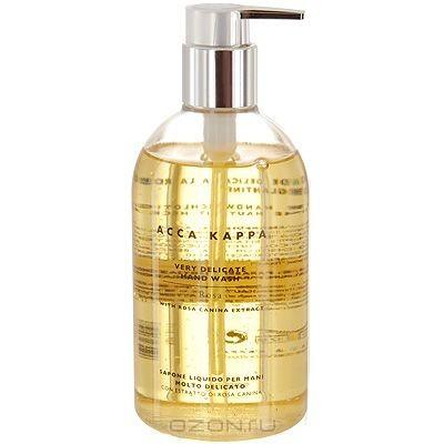 Жидкое мыло для рук Acca Kappa Роза, 300 мл