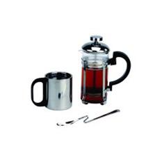 Набор: заварочный чайник, кружка, чудо-ложка