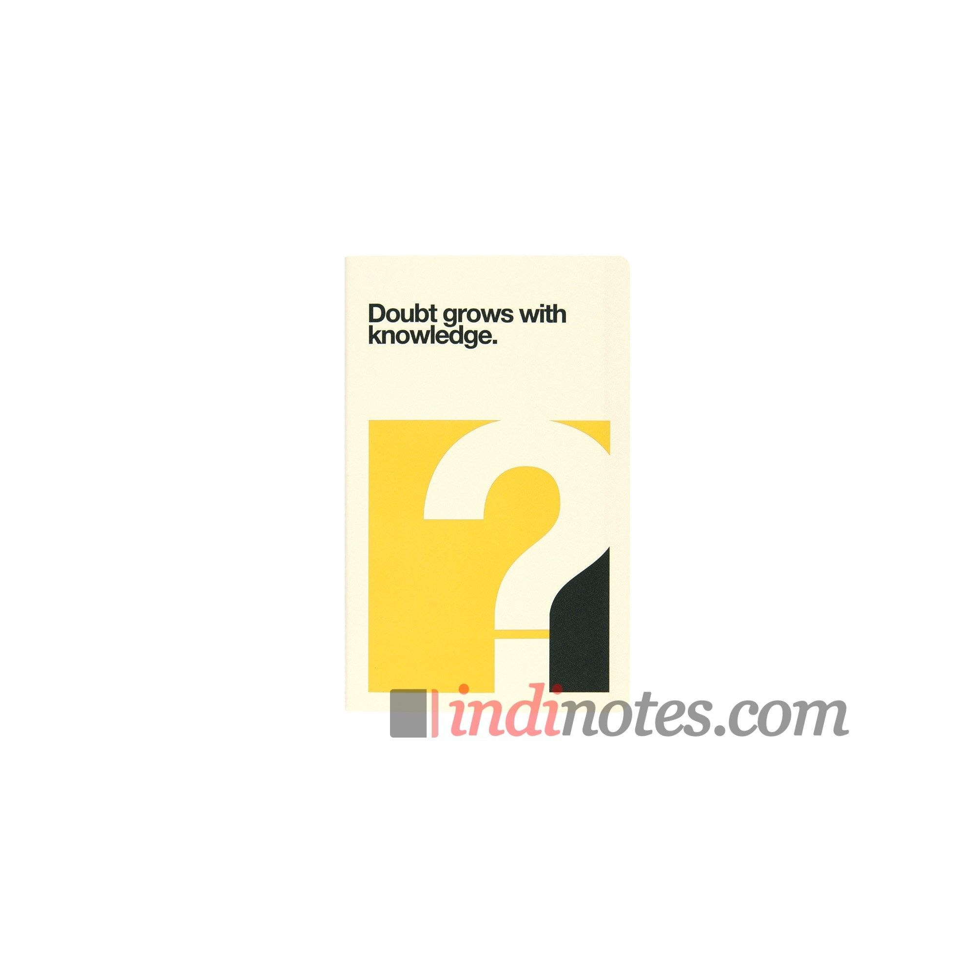 Записная книжка Ogami Quotes Doubt Softcover