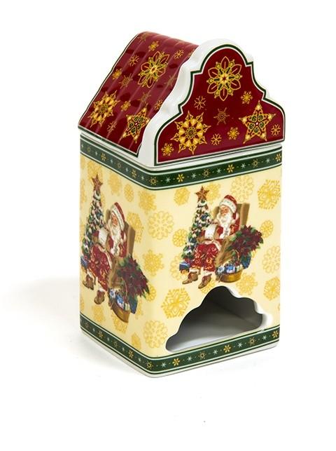 Домик для чайных пакетиков Рождество