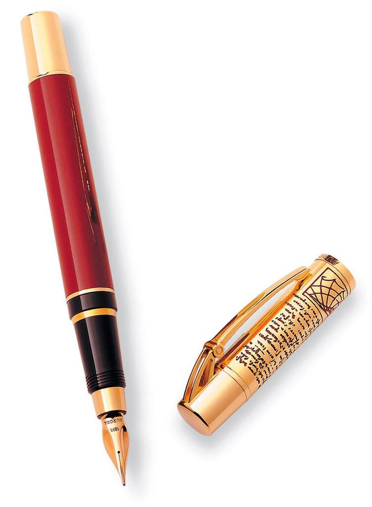 Перьевая ручка Aurora Leonardo da Vinci