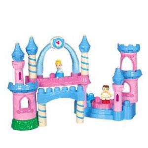 Конструктор «Муз.замок принцессы»