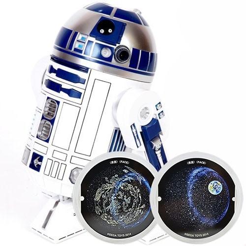Домашний планетарий SegaToys HomeStar R2-D2 EX