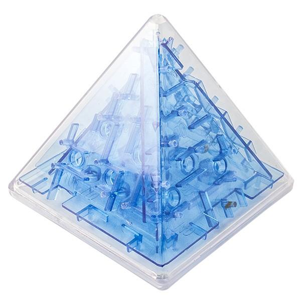 Головоломка Синяя пирамида