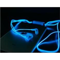 Светящиеся наушники EL Glow