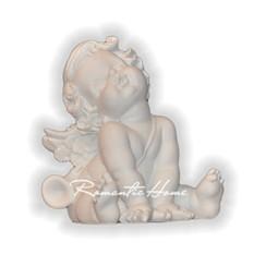 Ангел с рожком