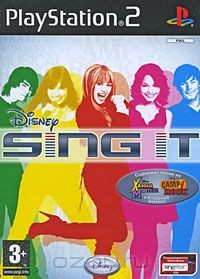 Игра для PS2 Sing It!