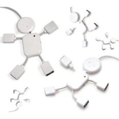Разветвитель USB порта Человечек