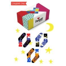 Набор дизайнерских носков Сладкие сны