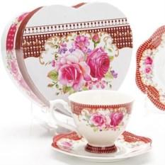 Чайная пара (чашка 180 мл и блюдце) Lorain