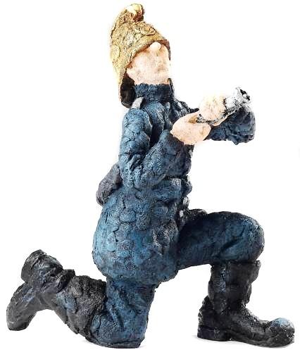 Комичная статуэтка Мой герой, 20 см