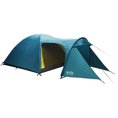 Туристическая палатка «Катунь 4»