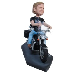 Подарок мотоциклисту Крутому байкеру в день рождения