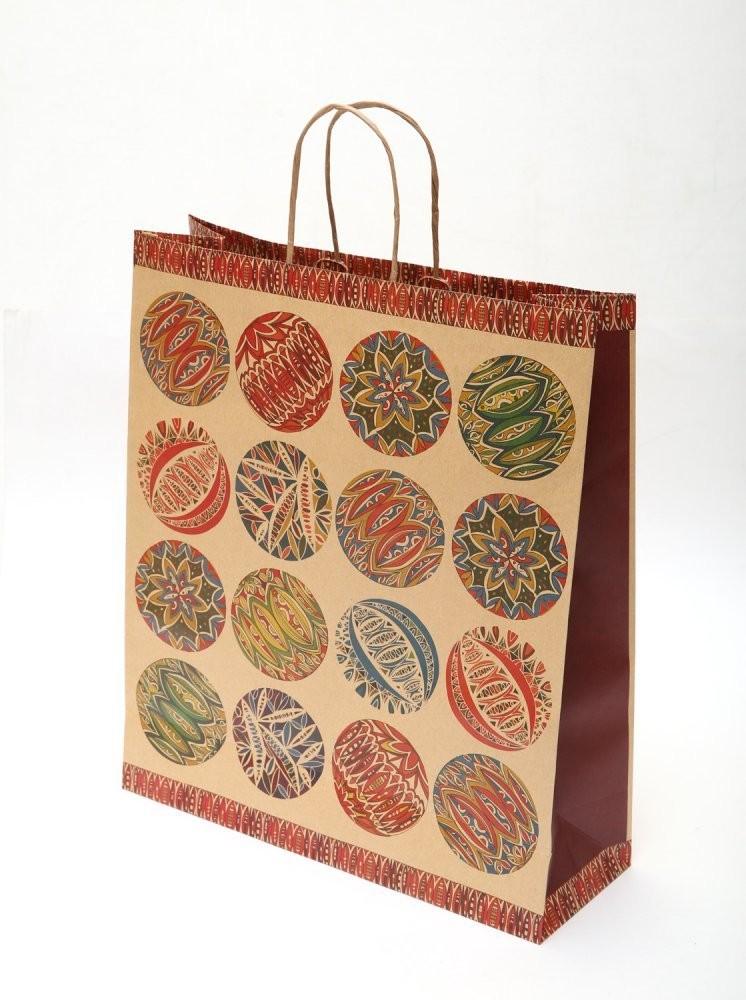 Пакет подарочный Шарики