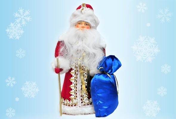 Игрушка под ёлку «Дедушка Мороз»