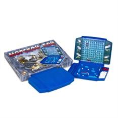 Настольная игра Морской бой-1 в жесткой коробке