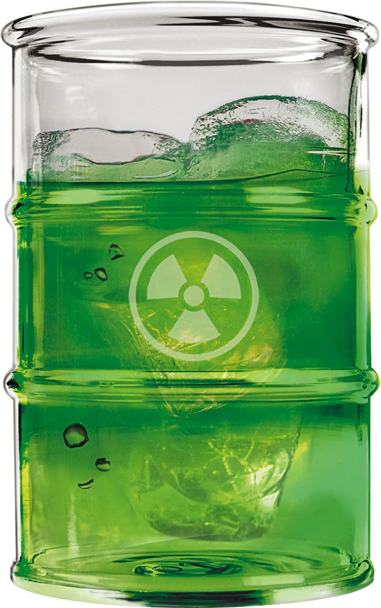 Набор стаканов «Ядерная реакция»