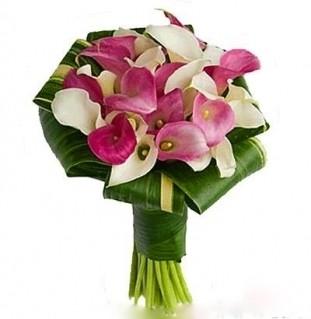 Букет цветов Поцелуй