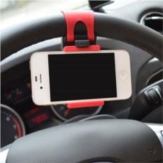 Автомобильный держатель телефона на руль