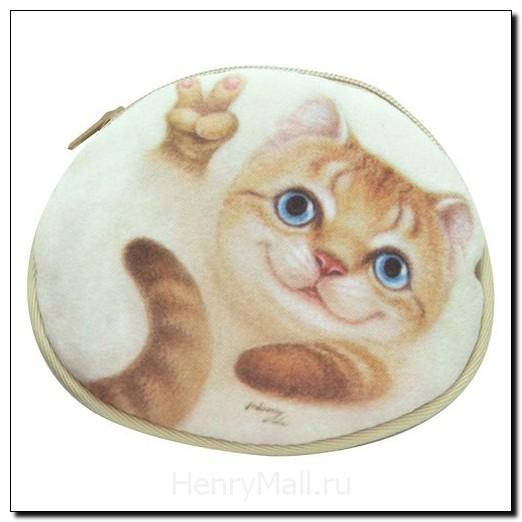 Кошелек котенок Джимми