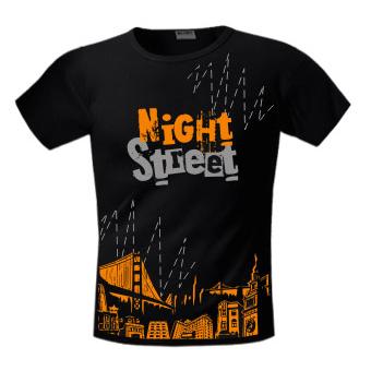 Футболка Night Street