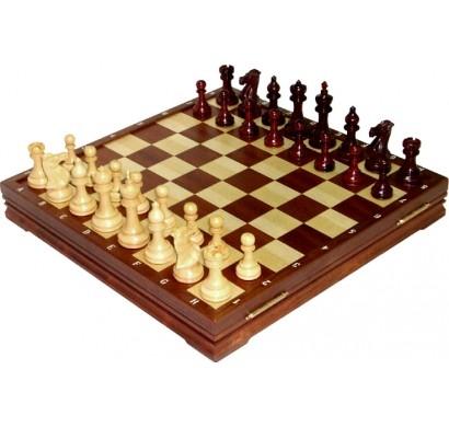 Шахматы классические стандартные (деревянные)