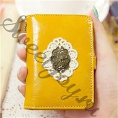 Держатель для карточек Lace Card (Желтый)