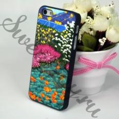 Чехол-накладка для iPhone 4, 4S Flowers Dream