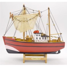 Декоративная модель Рыбацкая шхуна