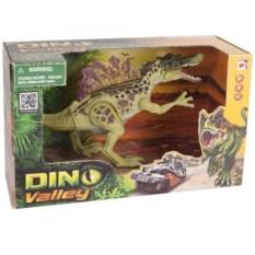 Подвижная фигура со звуком Спинозавр