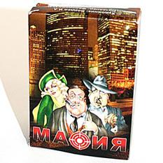 Игральные карты «Мафия»