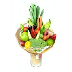 Букет из овощей Супер микс