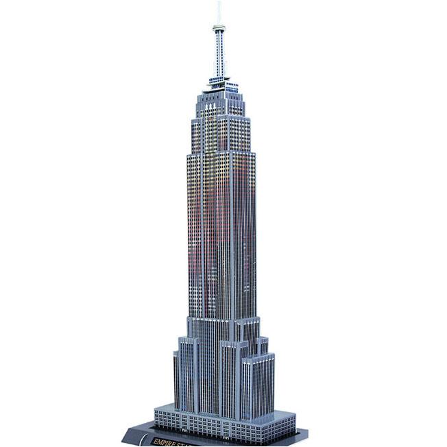 3D Пазл «Эмпайер Стэйт Билдинг»